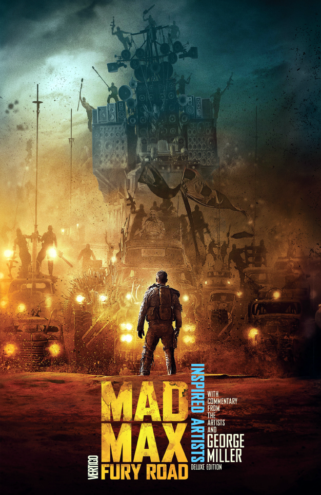Mad Max: Fury Road Inspired Artists