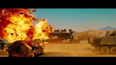 Mad Max Fury Road Taiwan TV Spot 1
