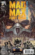 Fury road graphic novel issue 1
