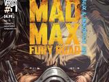 Mad Max Fury Road: Nux & Immortan Joe