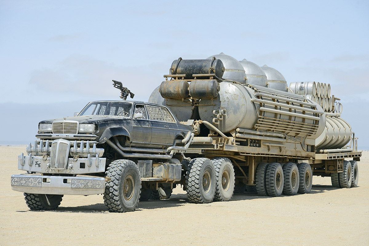 """AM General M814 """"The People Eater's Limousine"""""""