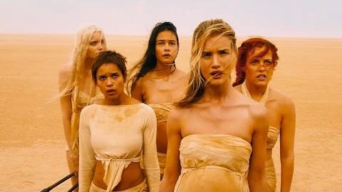 """Mad Max Fury Road - """"Wives"""" Featurette HD"""