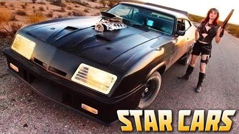 STAR CARS- Mad Max Machines @ Wasteland Weekend (Ep