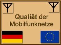 Qualität der Mobilfunknetze