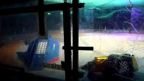 Roaming Robots - Last years dublin ROD grand final - Ripper v Kronic 2012!!