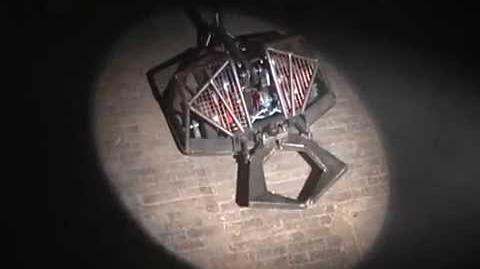 Robots Live! Battle Axe introduction video.