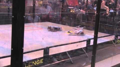 2015 World FW Championships - Beauty 2 vs Minimoth vs The Toonimator