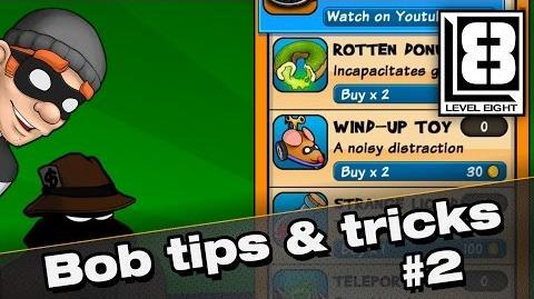 Robbery Bob - Tips & Tricks 2-0