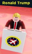 President Ronald