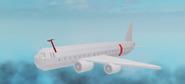 Hijacked Airplane