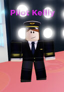 Pilot Keilly