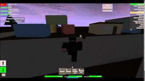 Apocalypse Rising Bonus Footage Patient Zero encounter