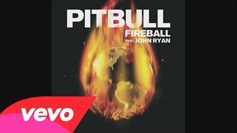 Pitbull - Fireball (Audio) ft