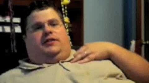 Fat Man's Youtube Rant Dance Remix