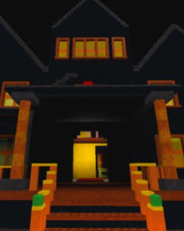 Roblox Haunted House Games Haunted Mansion Roblox Bear Wiki Fandom