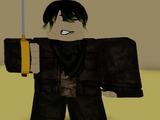 Desert Officer