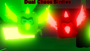 Dual Chaos Birdies