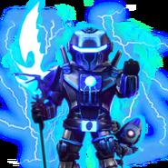 Relentless Gladiator
