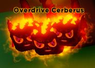 Overdrive Cerberus
