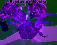 Evolution Hydra