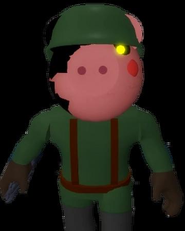 Roblox Piggy Tigry Weapon Soldier Roblox Piggy Wikia Fandom