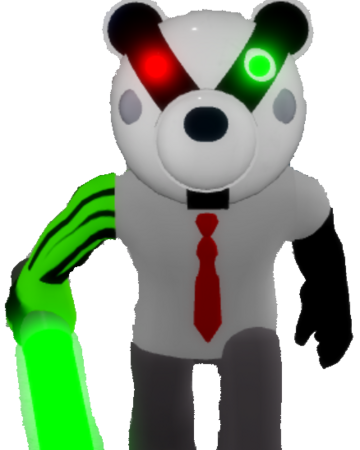 How Tall Is A Roblox Character Badgy Roblox Piggy Wikia Fandom