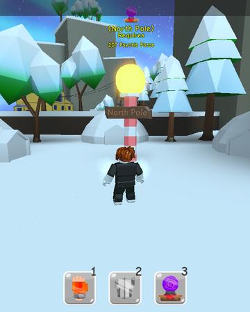 Roblox Toy Simulator Codes Wiki North Pole Power Simulator Wiki Fandom