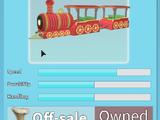 Steam Train Boat