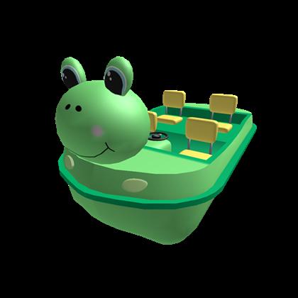 Froggy Boat Roblox Shark Bite Wiki Fandom