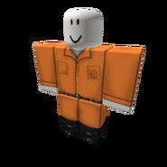 Prisoner Clothing