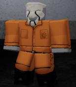 Prisoner mask