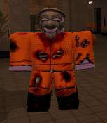 Prisoner with the current Mask Model