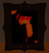Vampire Painting