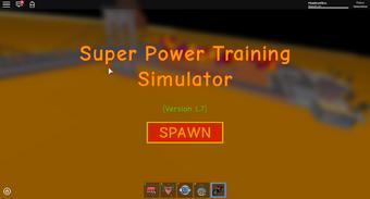 Roblox Super Power Training Simulator Free Vip Server No Pvp Glitches Roblox Super Power Training Simulator Wiki Fandom