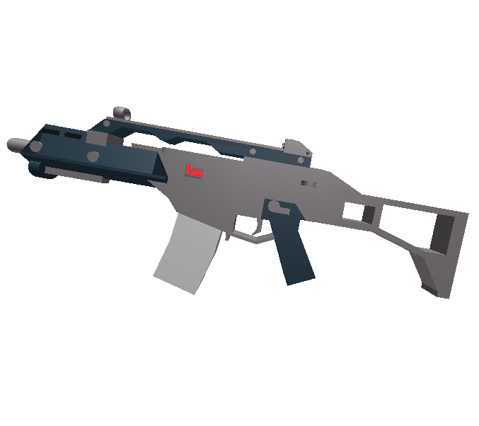 The New G36c Is Bad Roblox Phantom Forces New Update New G36 Models G36 Roblox