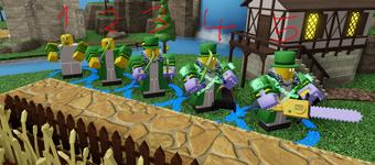 Shredder Skins Roblox Tower Defense Simulator Wiki Fandom