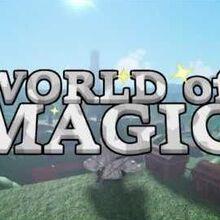 Roblox World Of Magic Wiki Fandom
