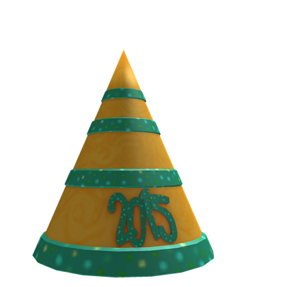 2015 Party Hat