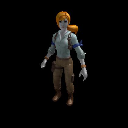 Dr. Lauren, Artifact Excavator