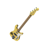 WDW Golden Bass Guitar - Why Don't We.png