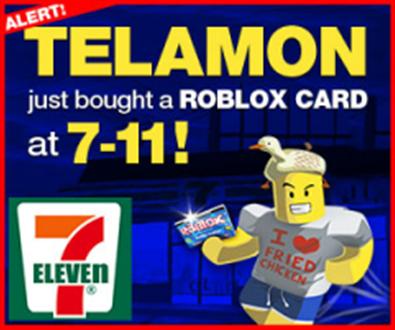 Roblox card