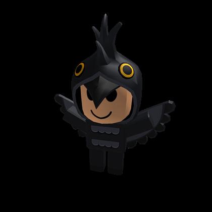 BLOXikin 20 Raven ROBLOXian