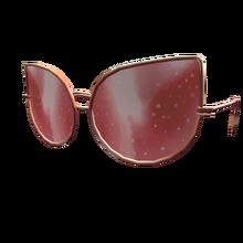 Rose Gold Sunglasses - Zara Larsson.png