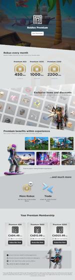 Full New Premium Page