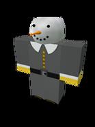 Roblox snowman 2008