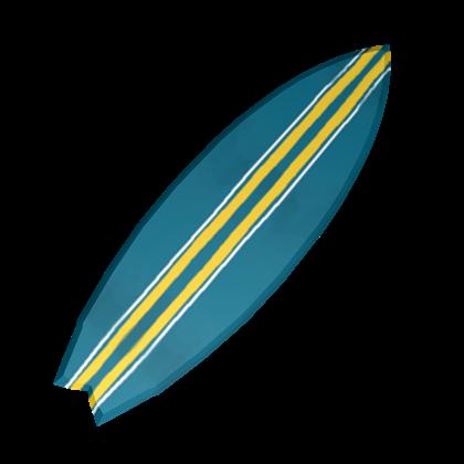 Beach Bigfoot Surfboard
