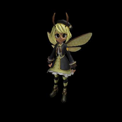 Beatrix the Bee Cadet