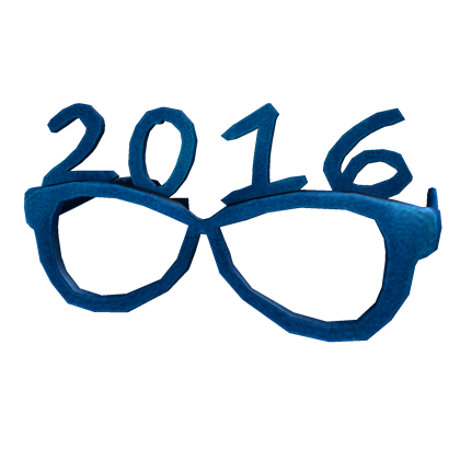 2016 New Years Glasses