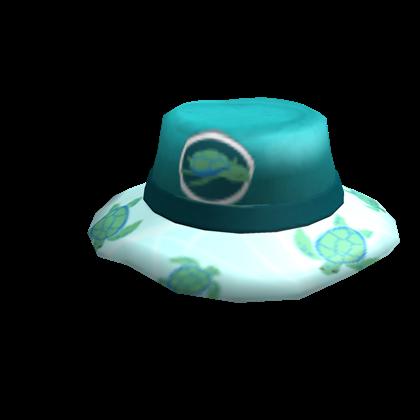 Blue Turtle Buckeet