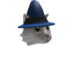 CatálogoTEMP:White Cat Wizard